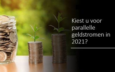 Kiest u voor parallelle geldstromen in 2021?