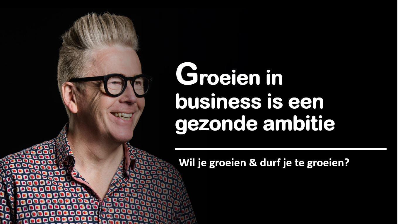 Groeien in business is een gezonde ambitie - company-optimizer