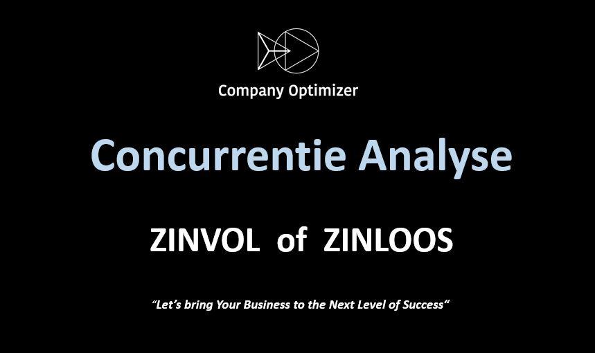Concurrentie analyse zinvol of zinloos