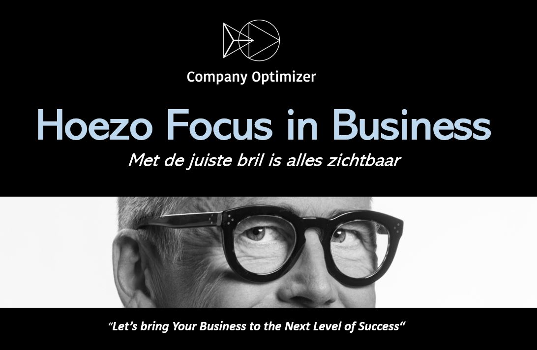 Focus of multifocus by Company Optimizer