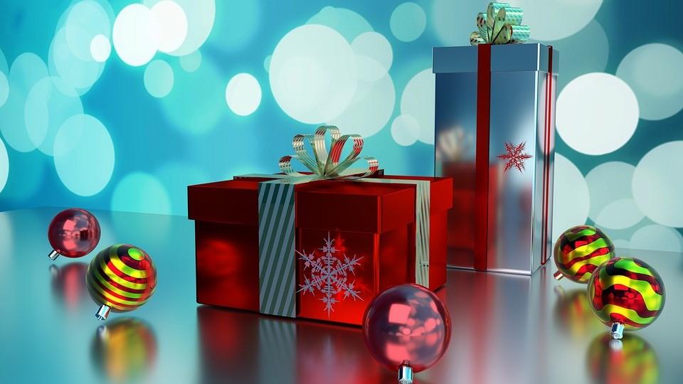 Kerstpakket of Voedselbank