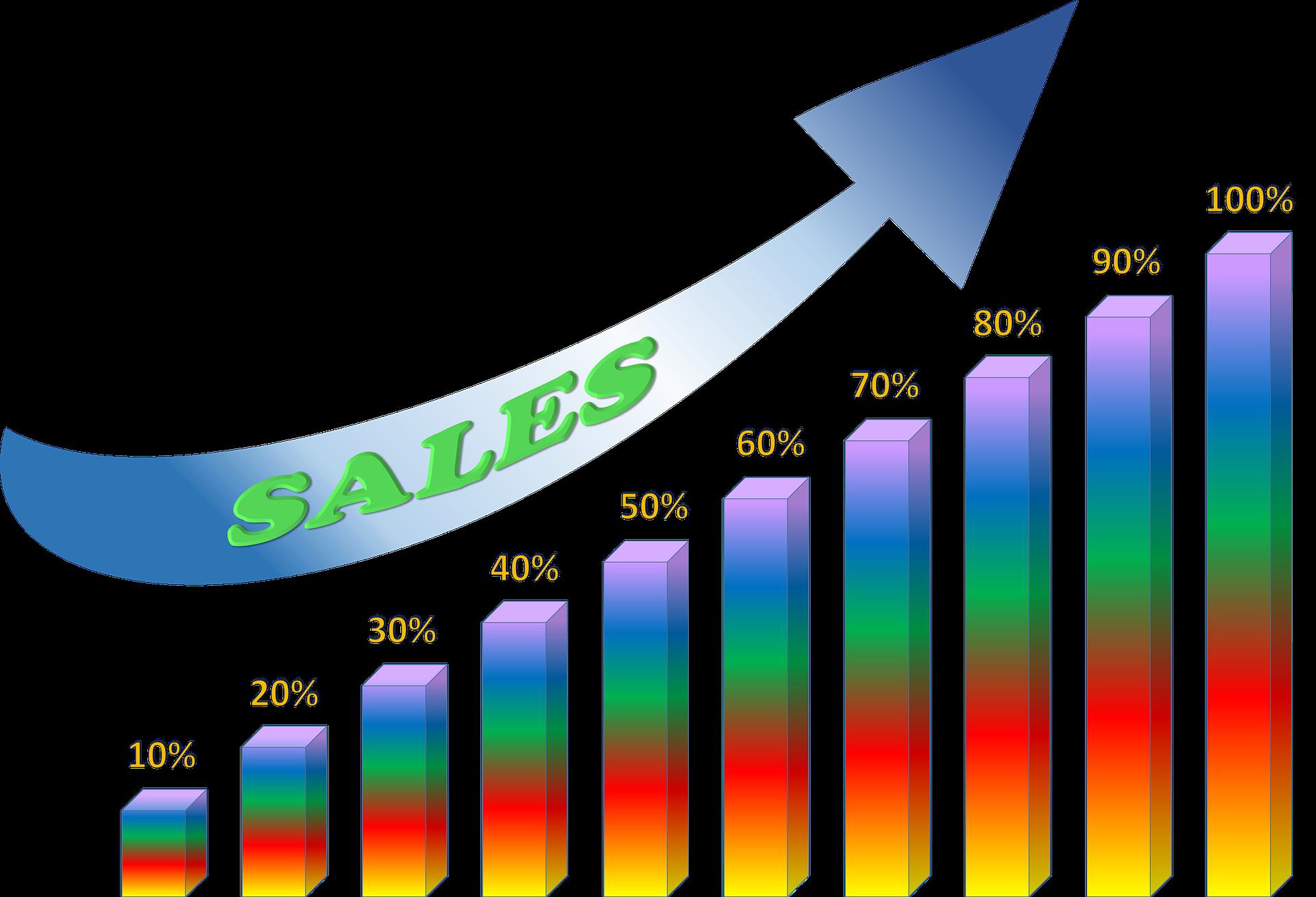 vijf kritische succesfactoren in sales by Company Optimizer
