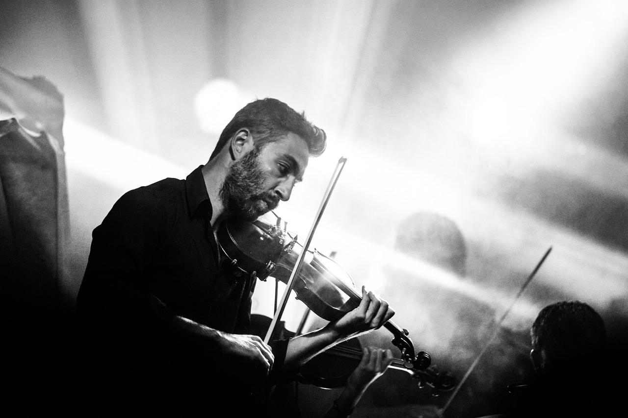 Zandbak of symphonieorkest Inspiredbycor